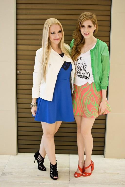 Carol e Sophia